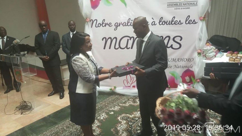 Côte d'Ivoire : Assemblée nationale, des députés femmes et personnel féminin convaincus de l'adoption à une majorité écrasante de la loi sur  la famille