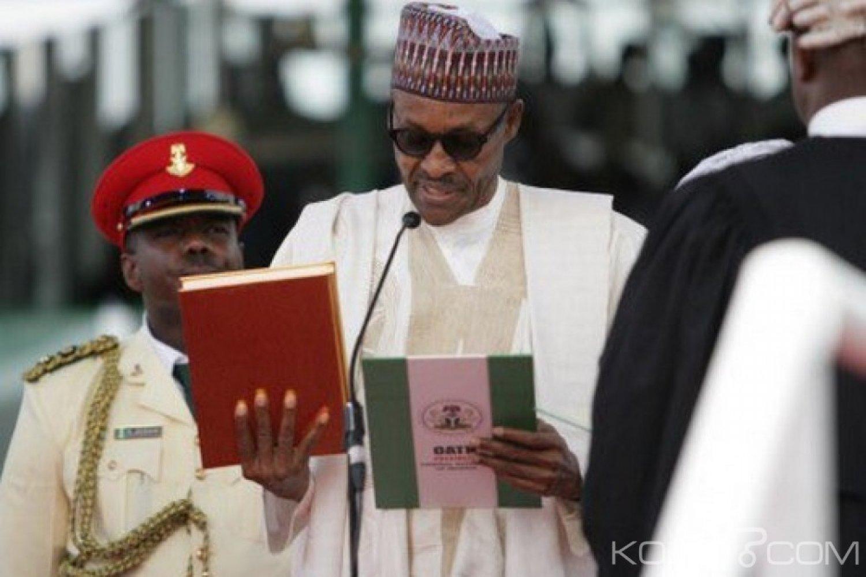 Nigeria : Serments de Buhari et Osinbajo pour leur second mandat, déclarations de biens