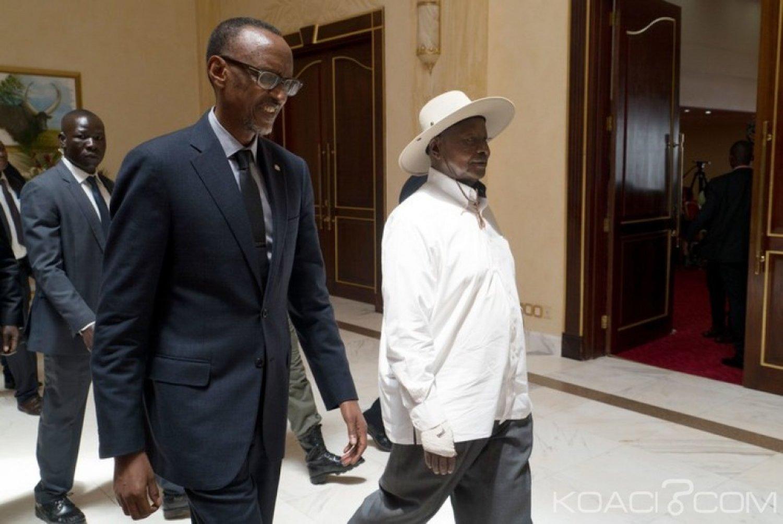 Rwanda-Ouganda:  Le ton monte à nouveau après la mort de deux hommes à la frontière