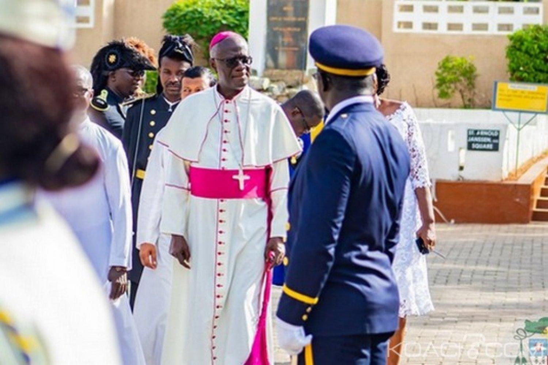 Ghana : L'Archevêque Kwofie appelle à renforcer la sécurité dans les églises