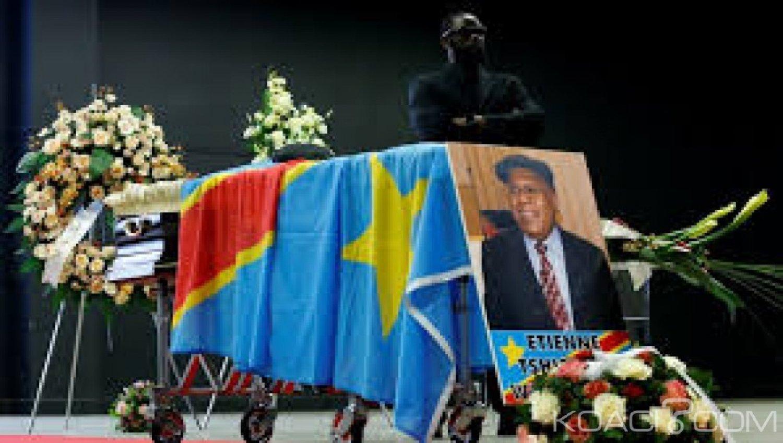RDC: Le rapatriement de la dépouille d'Etienne Tschisekedi reporté à cause « d'un retard du vol »