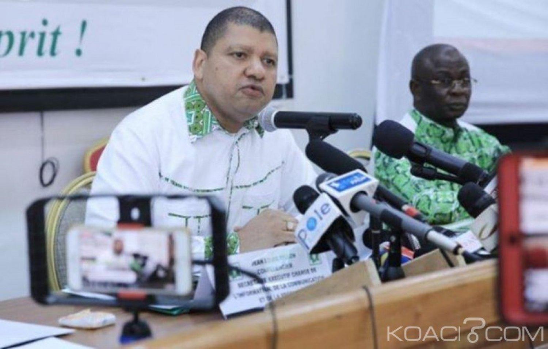 Côte d'Ivoire : Dans un entretien accordé à un média  Burkinabé, Billon dévoile le « pacte » entre le Pdci et le FPI pour 2020