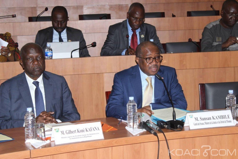 Côte d'Ivoire : Les députés de la CAGI souhaitent la formalisation des examens prénuptiaux avant le mariage pour éviter les maladies héréditaires graves
