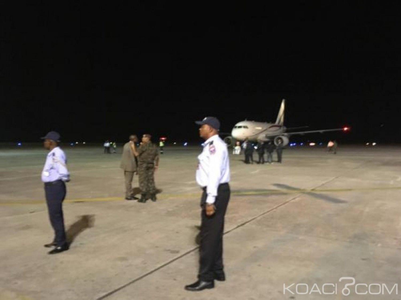 RDC: Arrivée à Kinshasa de la dépouille de l'ex-opposant Étienne Tshisekedi