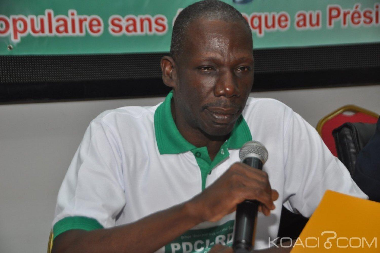 Côte d'Ivoire: Après son adhésion au RHDP, Gnamien Yao invite Ahoussou à un débat contradictoire  public