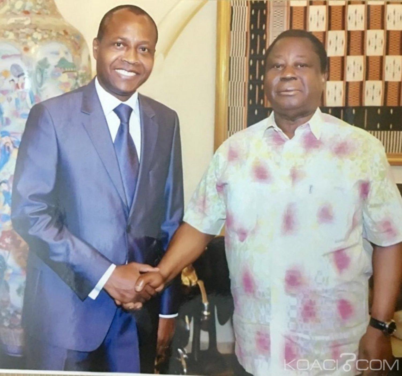 Côte d'Ivoire : A Daoukro, KKS à Bédié « votre rôle, comme un père, est au-dessus du PDCI, au-dessus des partis »