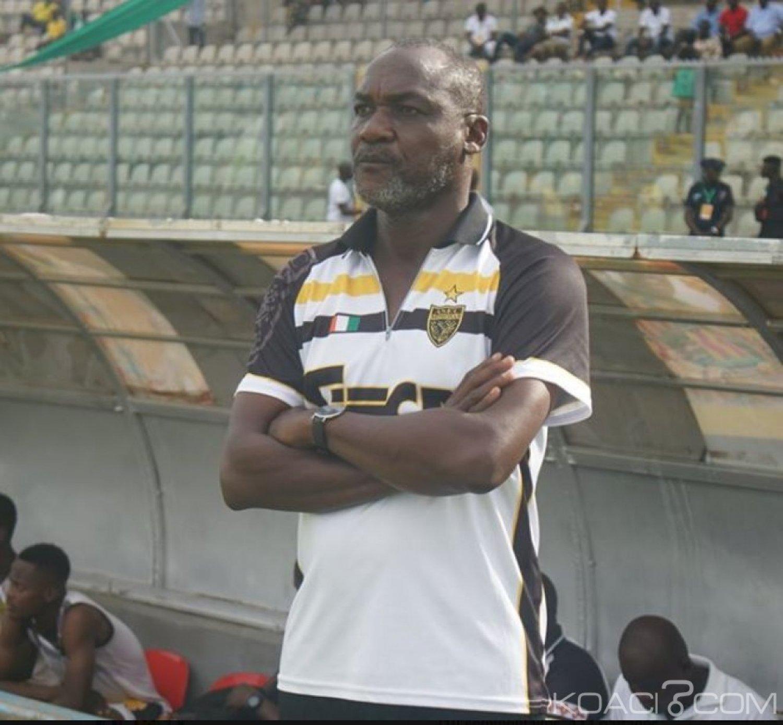 Côte d'Ivoire : Après sa mauvaise saison, l'Asec se sépare de son entraineur Amani Yao