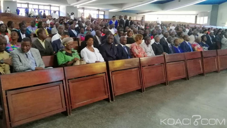 Côte d'Ivoire : Anniversaire de Gbagbo, à Abidjan, FPI et des partis d'opposition à la Cathédrale du Plateau pour une messe d'action de grà¢ce «pour son retour»