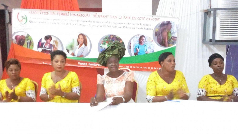 Côte d'ivoire: Depuis Yopougon, pour la paix et la réconciliation, des femmes veulent sillonner le pays pour sensibiliser sur la valeur d'une vie paisible dans la réciprocité