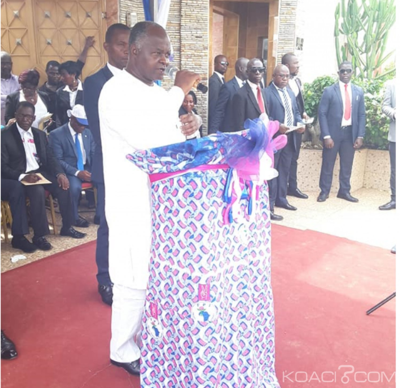 Côte d'Ivoire : Depuis la résidence de Sangaré, Hubert Oulaye «si Gbagbo doit revenir au pays, il faut l'accord de la CPI et d'Alassane Ouattara »