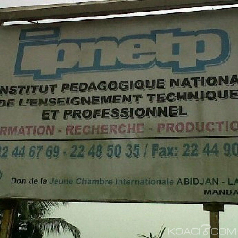 Côte d'Ivoire : Les inscriptions aux concours d'entrée à l'IPNETP s'achèvent le 10 juin prochain
