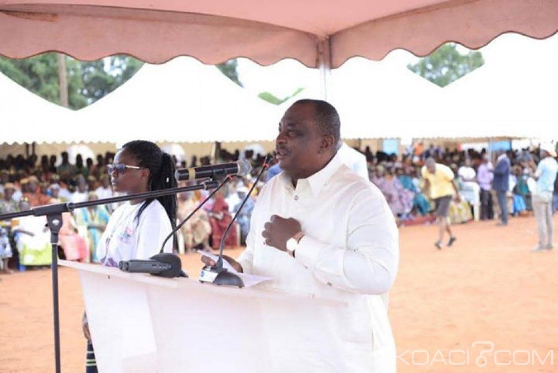 Côte d'Ivoire :  Adjoumani Kouassi à Bédié depuis Didiévi: «Quel est ce père qui, au lieu d'écouter ses enfants et de chercher à les rassembler, utilise des menaces, des sanctions… »