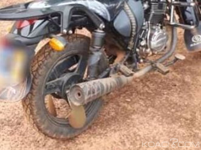 Côte d'Ivoire : Bouaké, par mégarde, un jeune Yacouba à moto tué par son «frère»