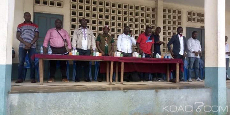 Côte d'Ivoire : Après leur mot d'ordre de grève suivi timidement, la Cosefci décide de mettre fin à la rétention des notes
