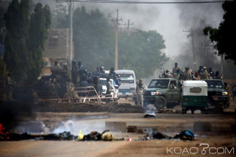 Soudan: Un sit-in violemment dispersé par l'armée à Khartoum, 9 morts au moins selon le comité des medecins