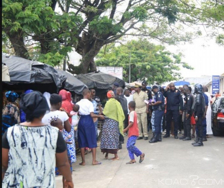 Côte d'Ivoire: En visite à Attécoubé, le préfet d'Abidjan accueilli par une pierre sur l'œil droit