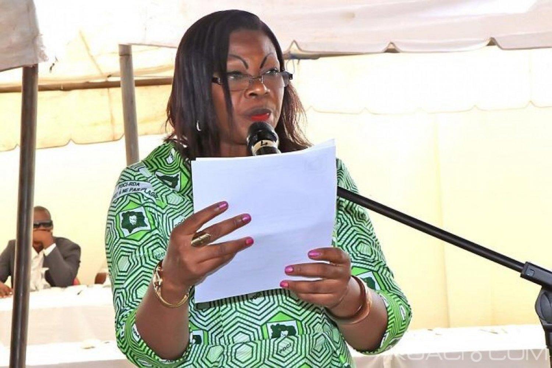 Côte d'Ivoire : Les populations de Didiévi à Bédié «vous venez de perdre un « fils », mais sachez que vous avez des milliers de fils fidèles prêts à répondre à l'appel du Parti »