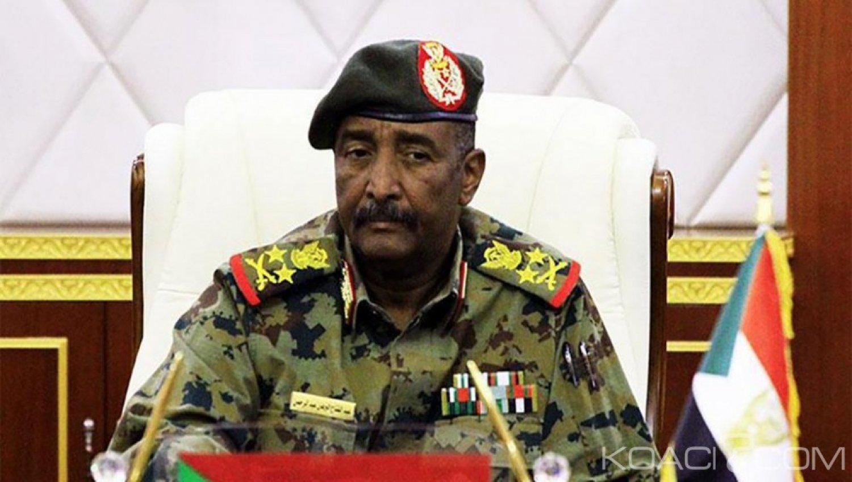 Soudan : Le chef de la junte brise les accords avec les leaders de la contestation et appele à des élections dans 9 mois