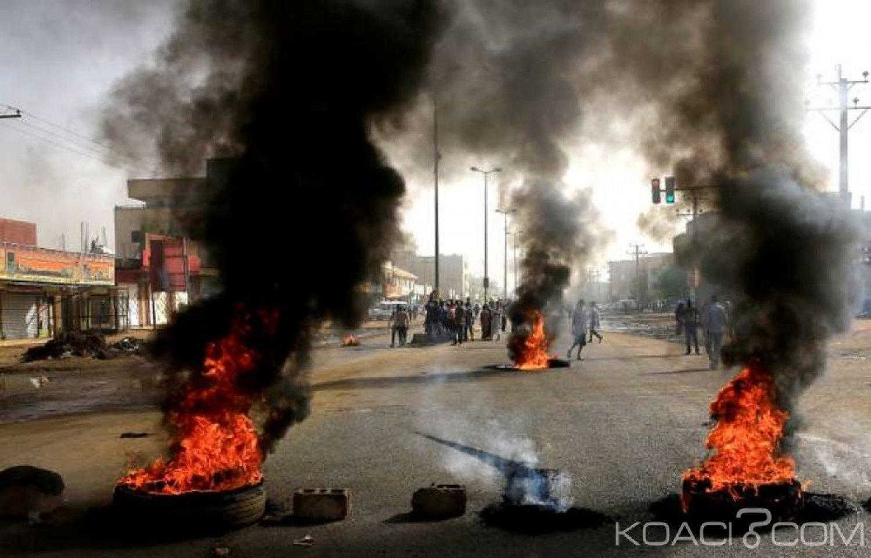 Soudan: La répression d'un sit-in devant le QG de l' armée a fait au moins 60 morts