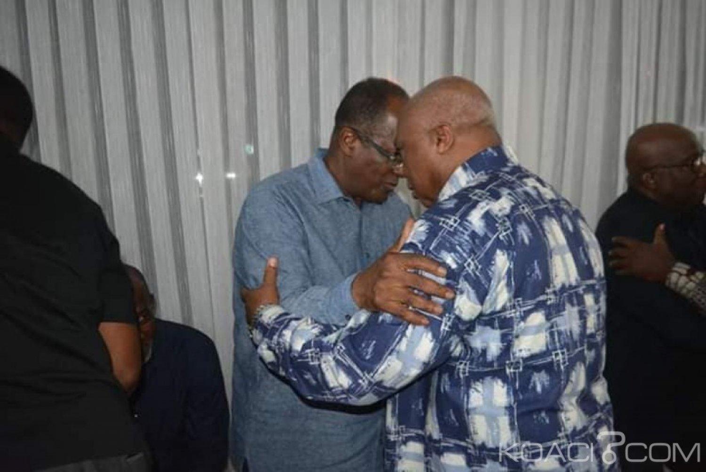 Côte d'Ivoire: Deuil chez les Ouégnin, le FPI aux côtés de la famille «si Georges Armand Ouegnin pleure, c'est le président Laurent Gbagbo qui pleure »