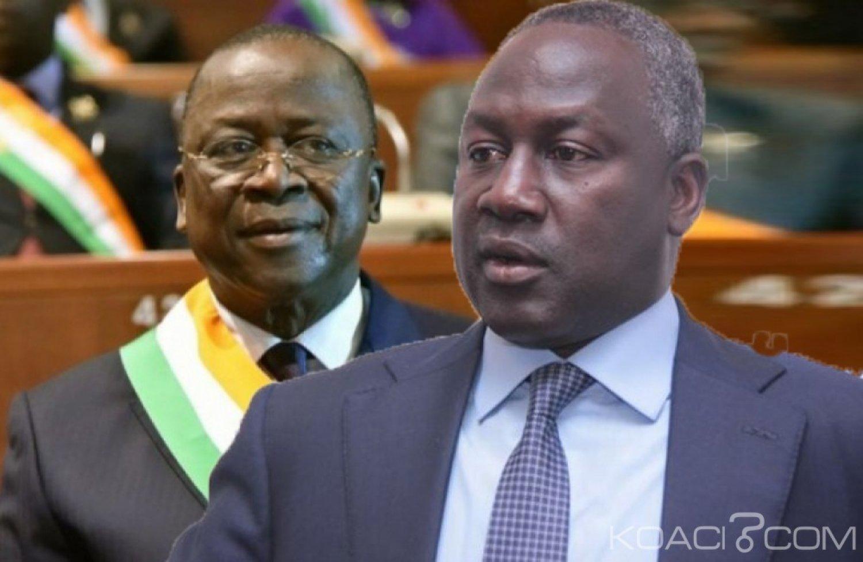 Côte d'Ivoire : Jeannot Ahoussou-Kouadio répond à Adama Bictogo «Je suis assis sur le tabouret »