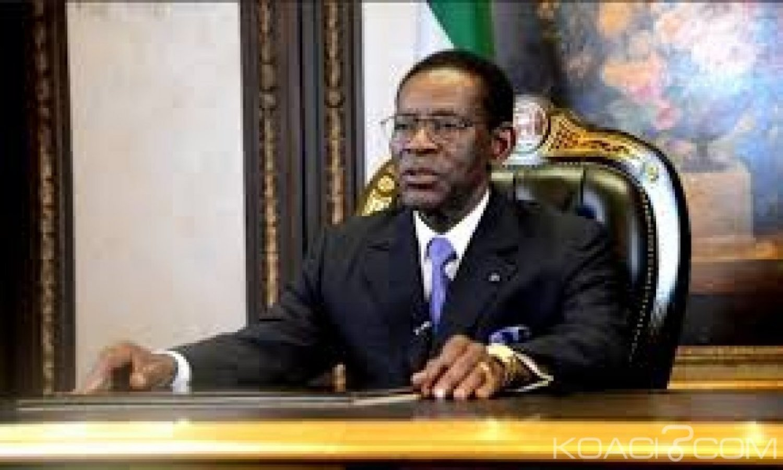 Guinée Equatoriale: L'anniversaire du Président Obiang déclaré jour férié
