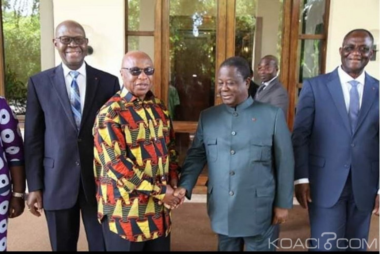 Côte d'Ivoire : Le sens du rapprochement entre Bédié et Gbagbo, selon Ahoua Don Mello