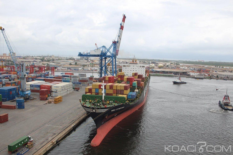 Côte d'Ivoire : Accroissement de capacité d'accueil du port d'Abidjan, Abidjan Terminal traite le plus gros navire de son histoire