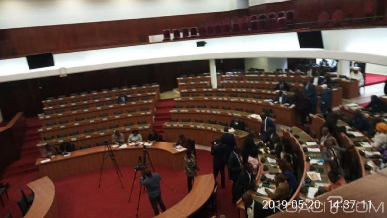 Côte d'Ivoire : Le projet de loi instituant une carte nationale d'identité biométrique devant les députés de la CAGI ce matin pour examen