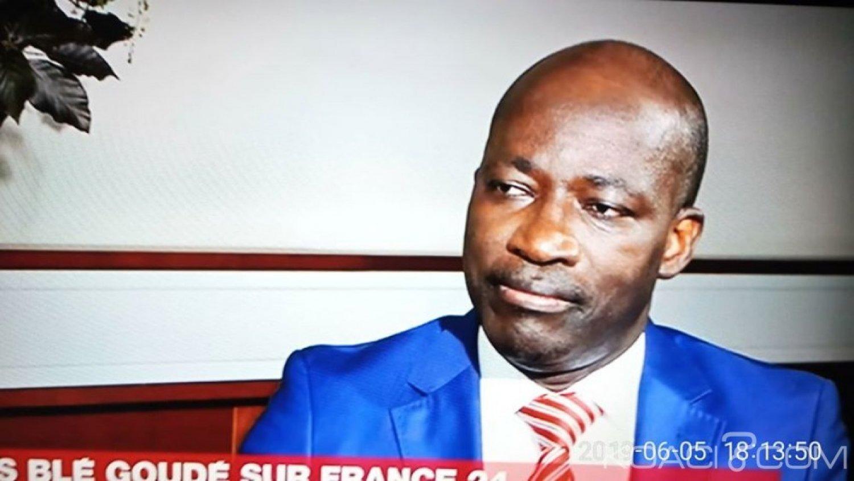 Côte d'Ivoire : Blé Goudé depuis la Haye et à propos d'un 3ème mandat de Ouattara : « c'est aux ivoiriens de décider s'ils veulent continuer avec lui ou non »