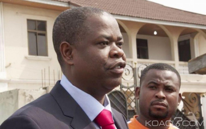 Côte d'Ivoire : Depuis l'exil, Katinan révèle une prochaine  modification de la loi  relative au foncier rural votée en 98
