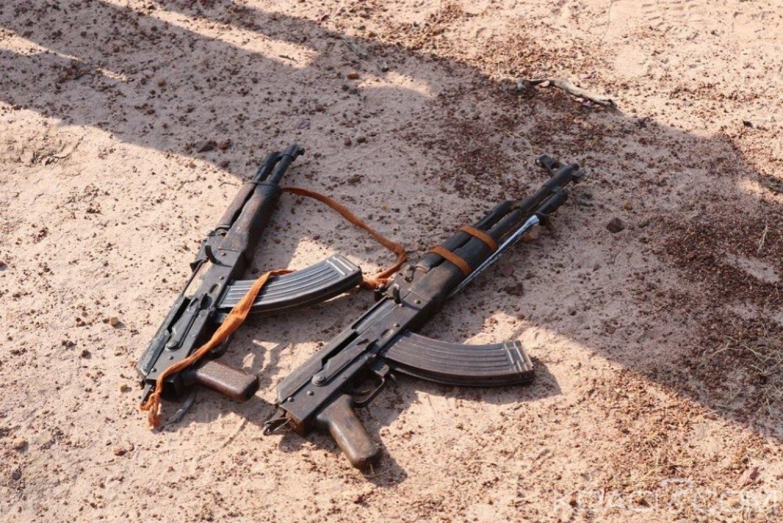 Burkina Faso : La mesure suspendant la vente d'armes aux civils levée
