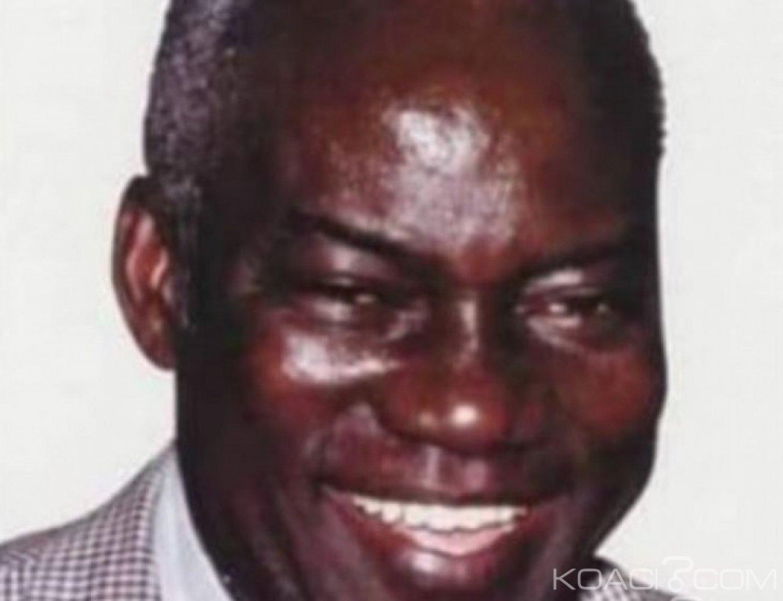 Côte d'Ivoire : L'ex président du conseil économique et social, Séri Gnoléba inhumé le 15 juin prochain