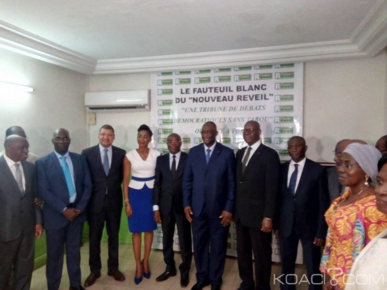 Côte d'Ivoire : Quelques jours après sa rencontre avec Gbagbo à Bruxelles,  Guikahué avoue : «On n'est pas parti pour discuter de politique »