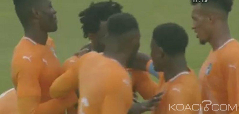 Côte d'Ivoire : CAN 2019, les éléphants dominent  les Comores (3-1) pour leur premier match amical