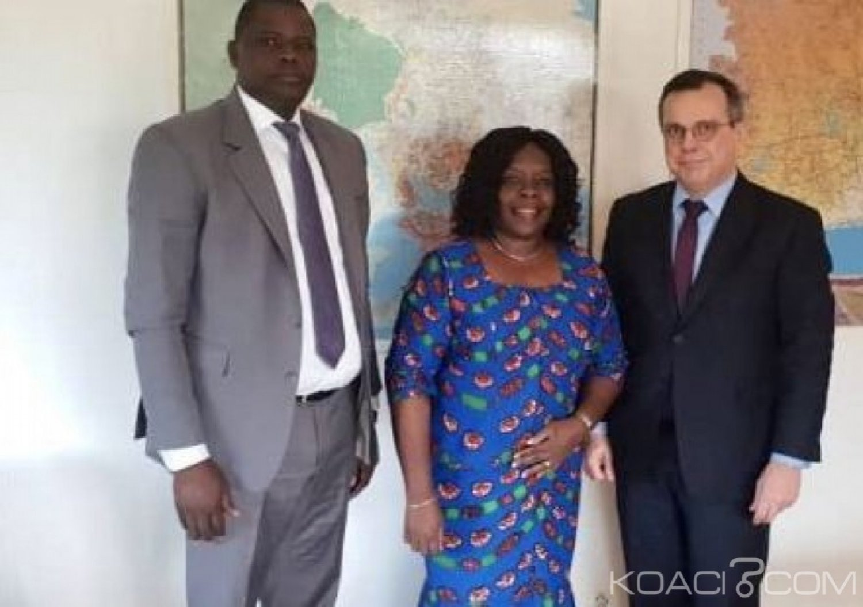 Côte d'Ivoire : Devant  l'ambassadeur Belge  le parti de Koulibaly plaide pour une CEI apolitique et autonome