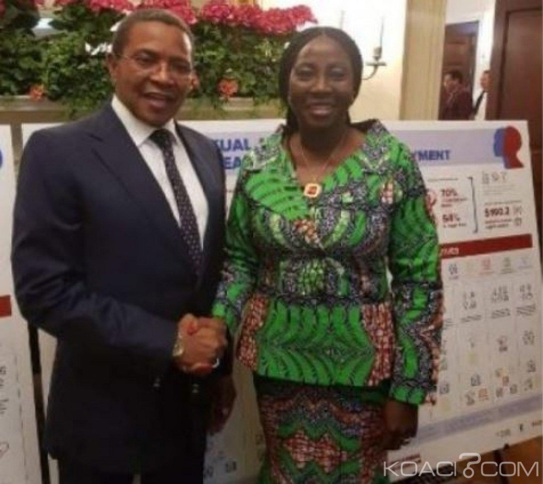 Côte d'Ivoire : Fin du forum ministériel de l'université d'Harvard au cours duquel Kandia   fût l'une des Coachs-formateurs