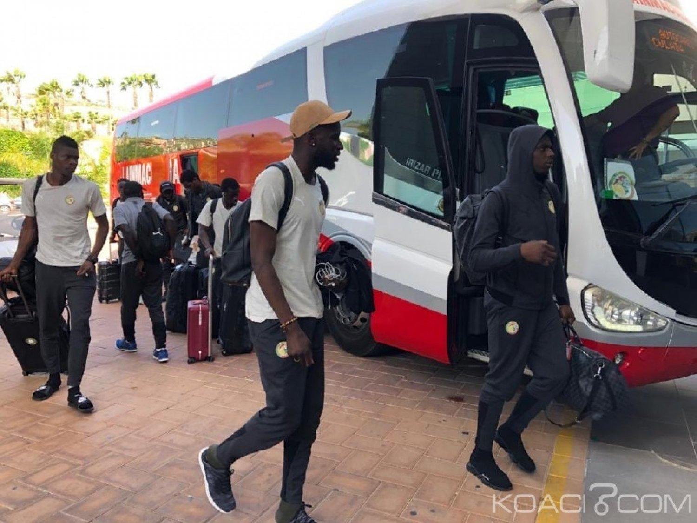 Sénégal : Can 2019, début de stage de préparation des Lions en Espagne