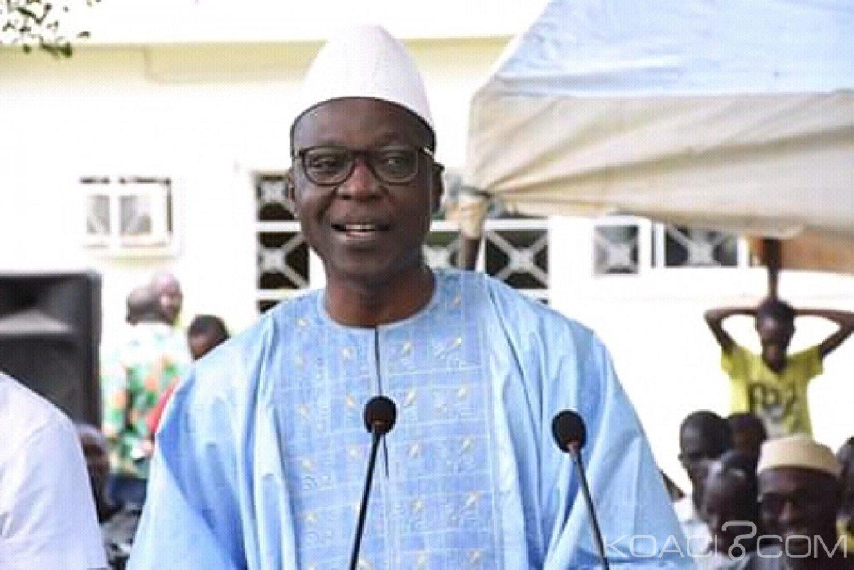 Côte d'Ivoire: Bouaké, à la cérémonie d'adhésion de Malick Fadiga au RHDP, Amadou Koné lance, «il faut s'éloigner de tout discours haineux pour fragiliser la société»