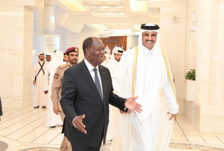 Côte d'Ivoire : 2020, la presse française voit déjà Alassane Ouattara en gestionnaire de fonds de pension au Qatar