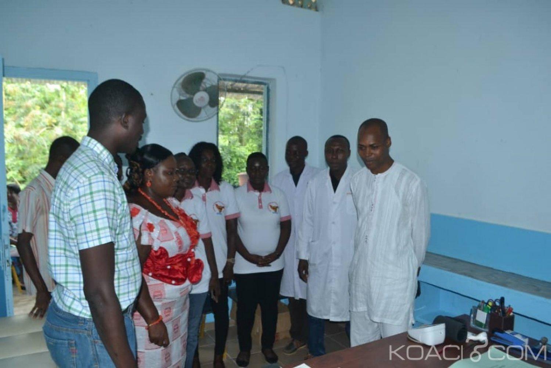 Côte d'Ivoire: Dans un piteux état, la salle des soins du centre de santé urbain de Dabré, rénovée par des femmes, une leçon aux cadres de la localité?