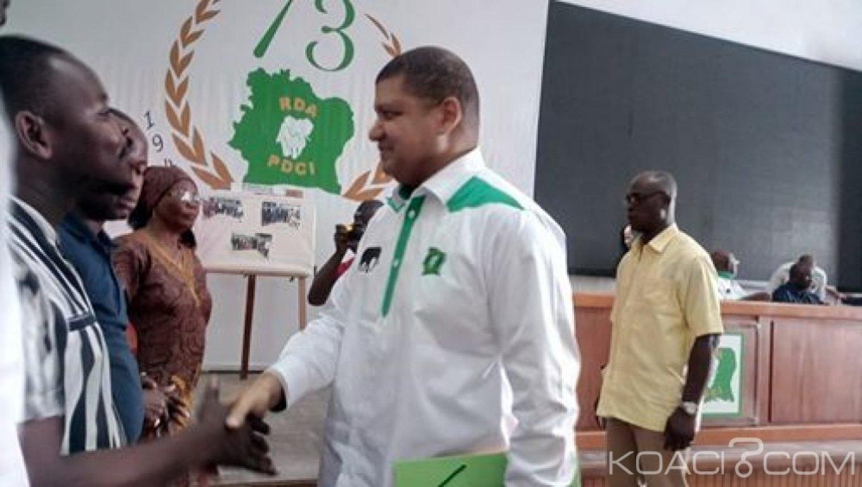 Côte d'Ivoire : Le PDCI-RDA s'indigne du mauvais procès qui est fait à son Président et invite le gouvernement ivoirien à faire siens les faits qu'il a révélés