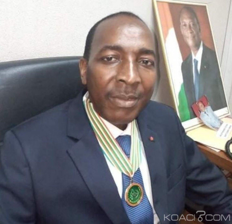 Côte d'Ivoire : Grande chancellerie, décès du chargé de communication d'Henriette Diabaté