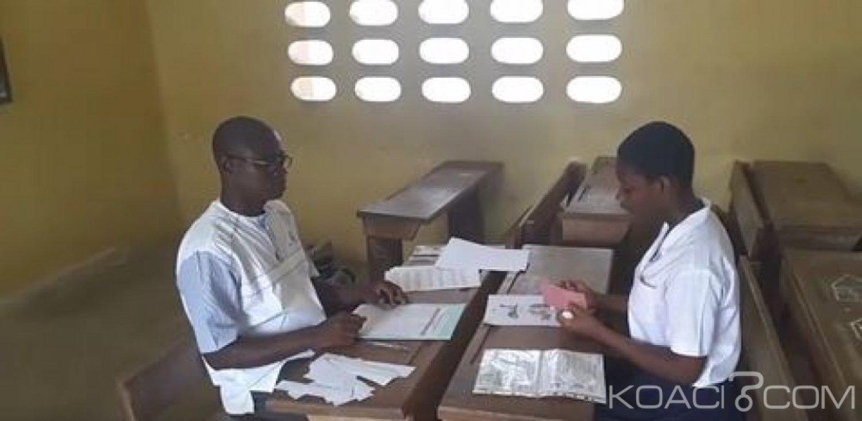 Côte d'Ivoire : Début des épreuves orales du BEPC session 2019