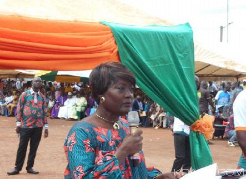 Côte d'Ivoire : Mariatou Koné depuis Daloa, « La haine n'est pas un projet de société ! »