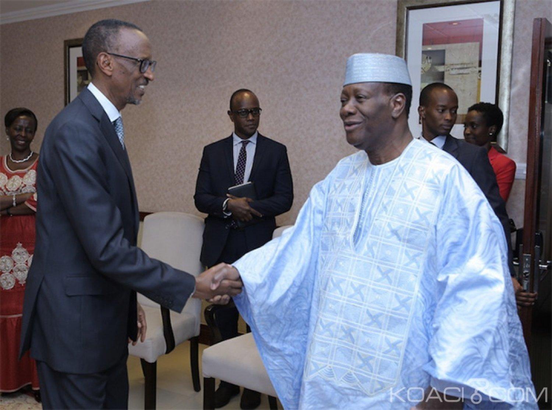 Côte d'Ivoire-Rwanda: Kigali supprime le visa pour les Ivoiriens
