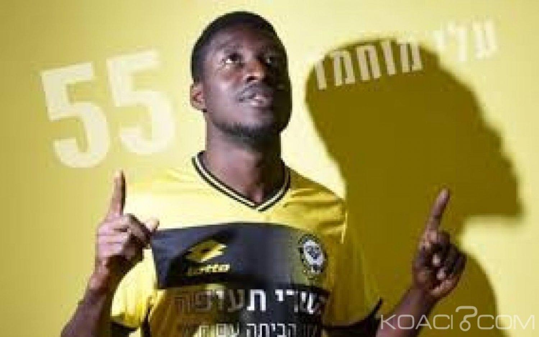 Niger-Israël: Le nom «musulman» d'un joueur fait polémique dans un club de football