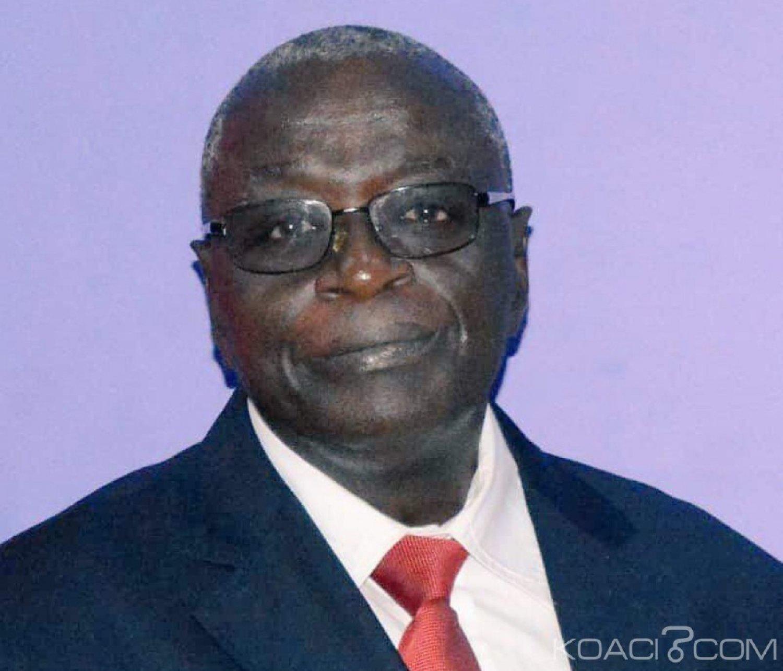 Burkina Faso : Décès de l'ambassadeur Benoit Kambou