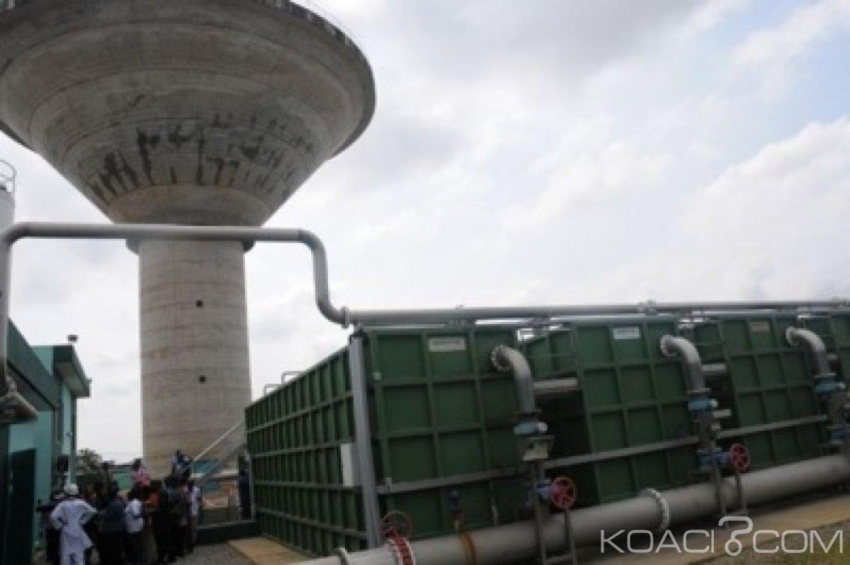 Côte d'Ivoire: Travaux de maintenance sur la conduite d'eau potable de Yopougon Niangon 2, communiqué de la SODECI
