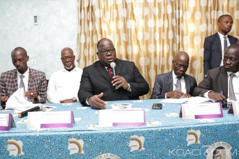 Côte d'Ivoire: Candidature de Mabri en 2020, Tchagba se dévoile à l'issue d'une Assemblée générale: «le candidat de l'UDPCI sera le candidat du RHDP en 2020 »